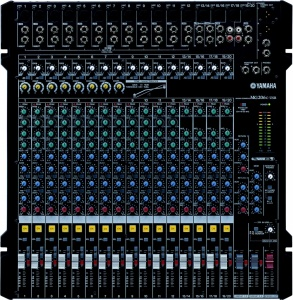 audio mixer  mg206c-usb