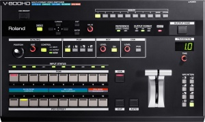 multiformat switcher roland v-800hd