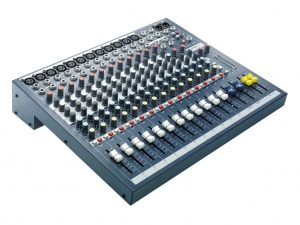 audio mixer  epm 12