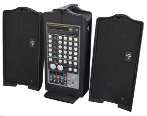 fender passport portable audio system